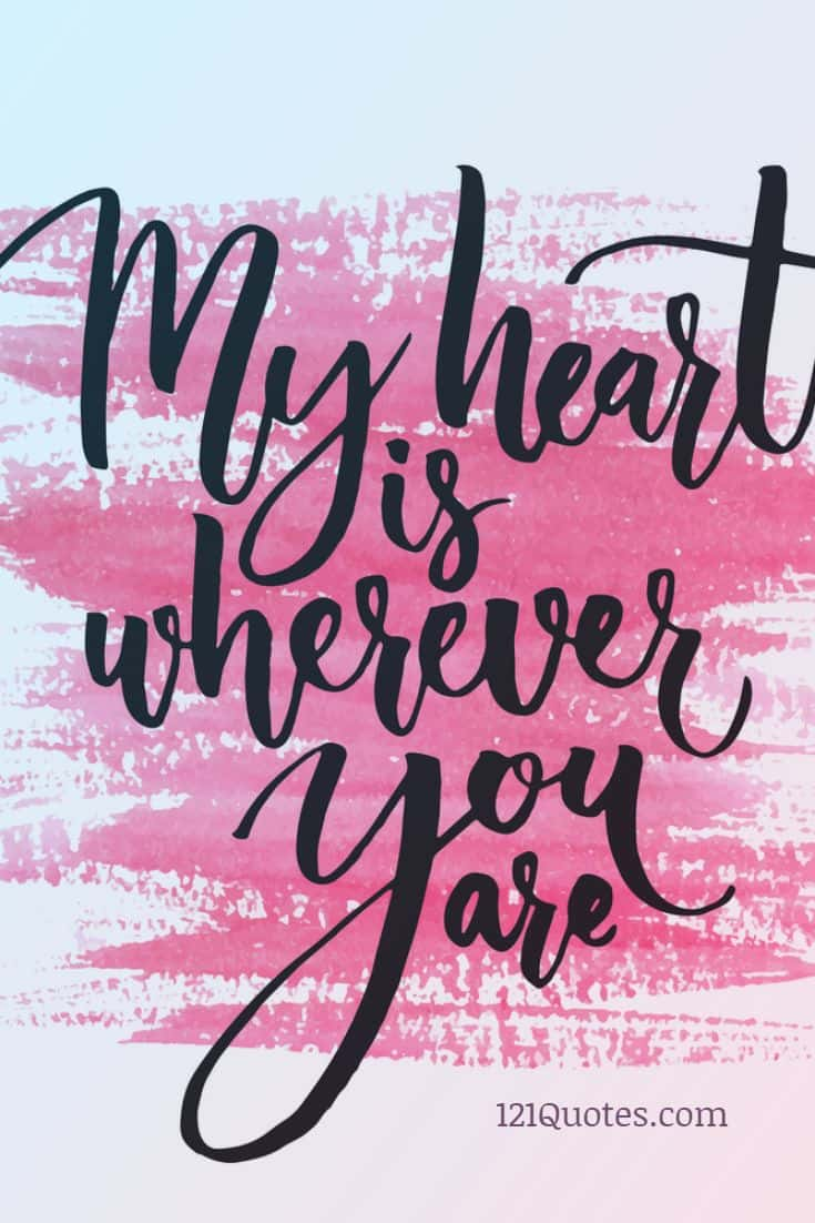 short romantic love quotes for her
