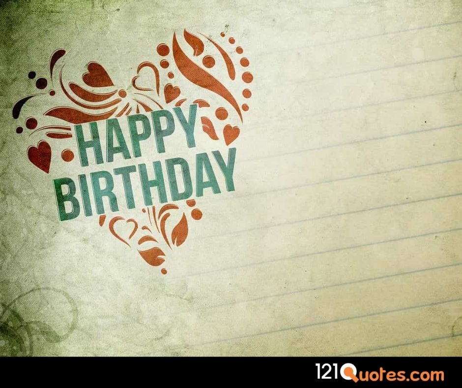 birthday message images