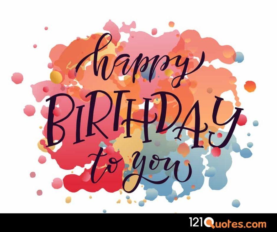 birthday wishes photo