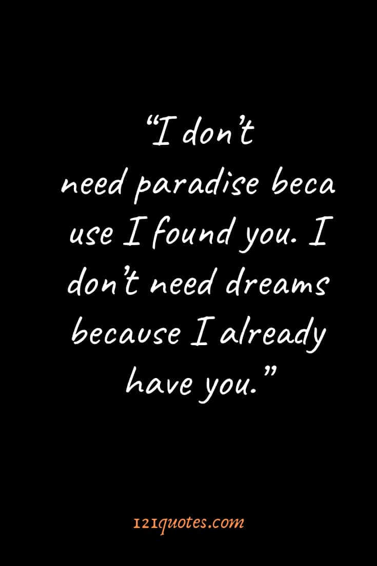 great love quotes for him