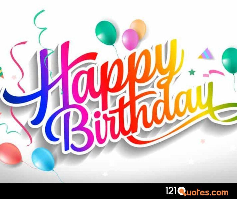 happy birthday hd image
