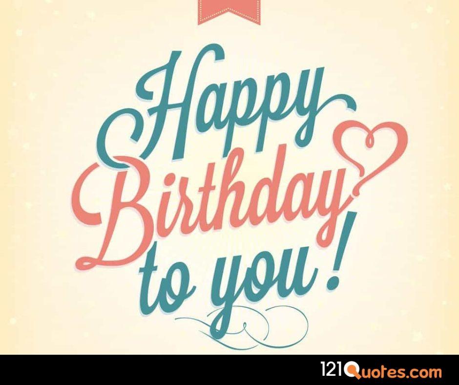 happy birthday image wishes