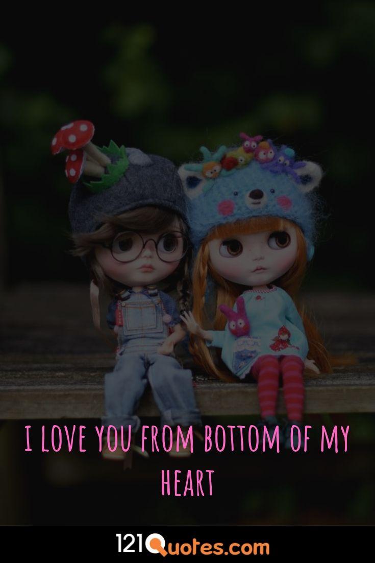i love you my sweetheart