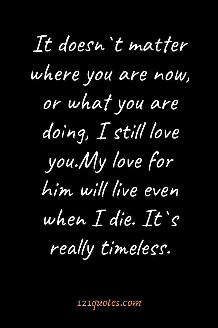 love quotes for him in english