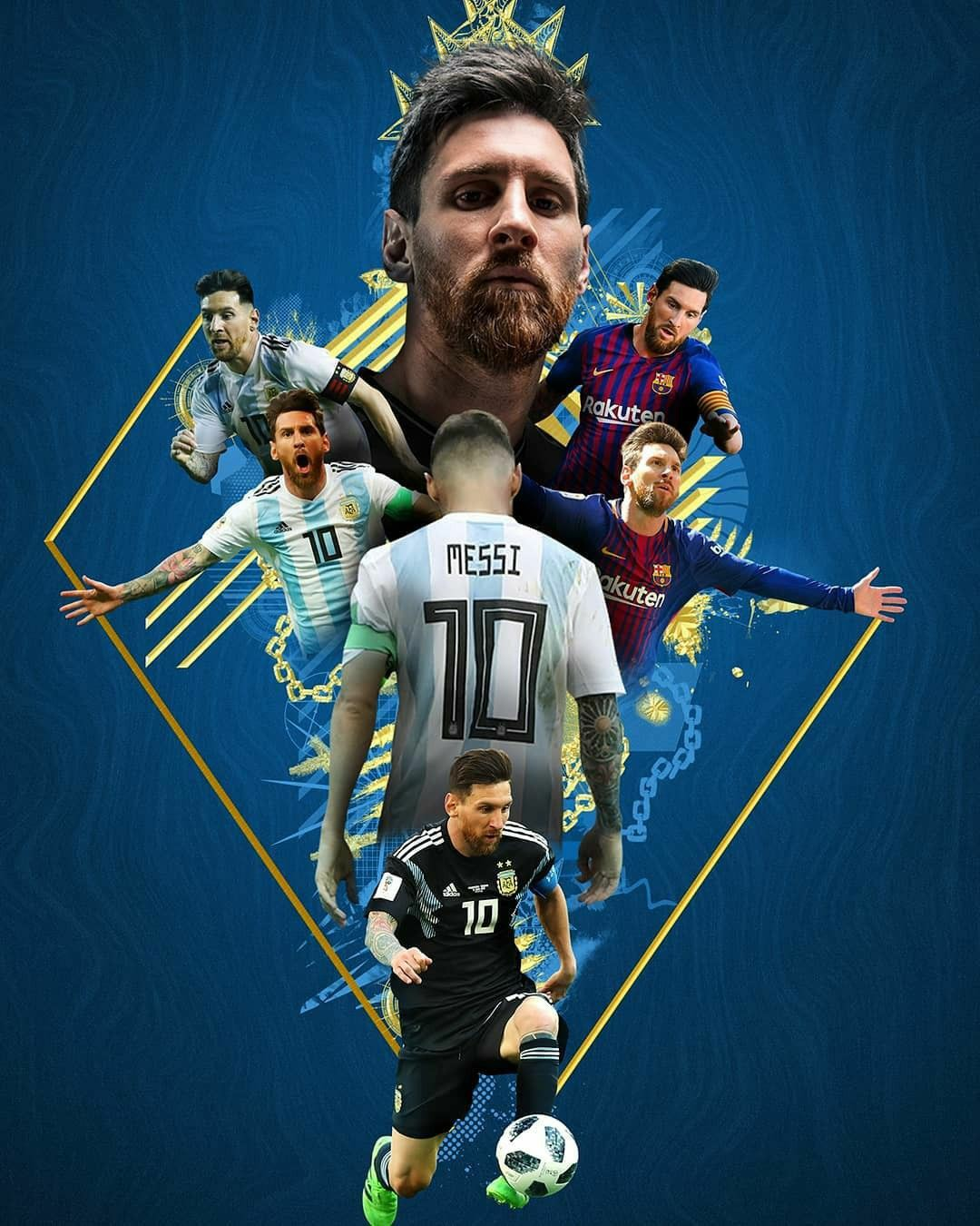 messi 3d photos for free