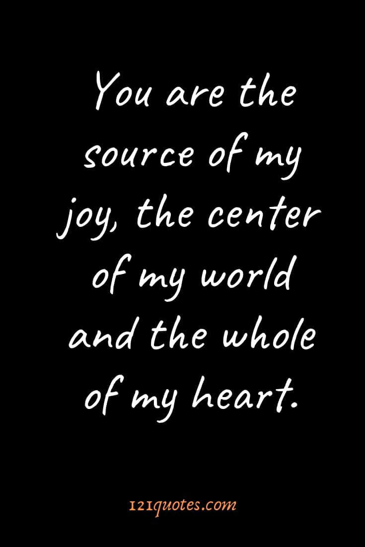 short love quotes for him pinterest