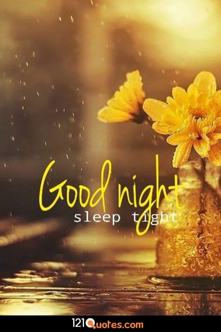 beautiful flower good night image
