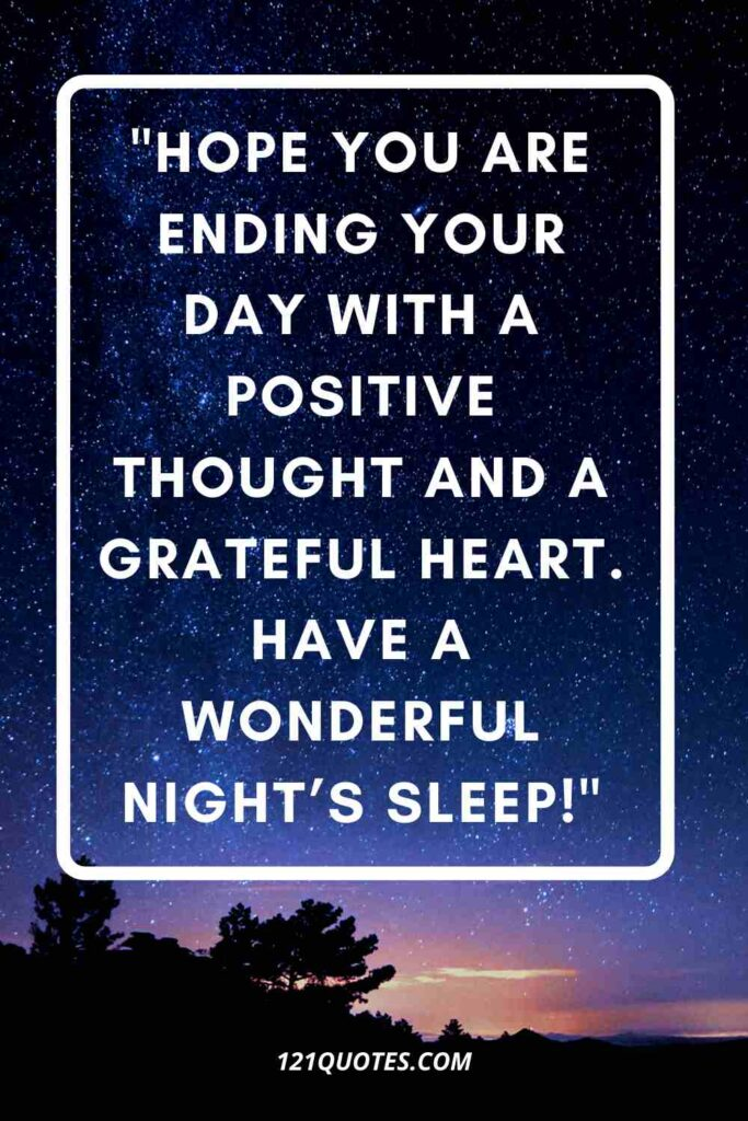 beautiful good night images with quotes