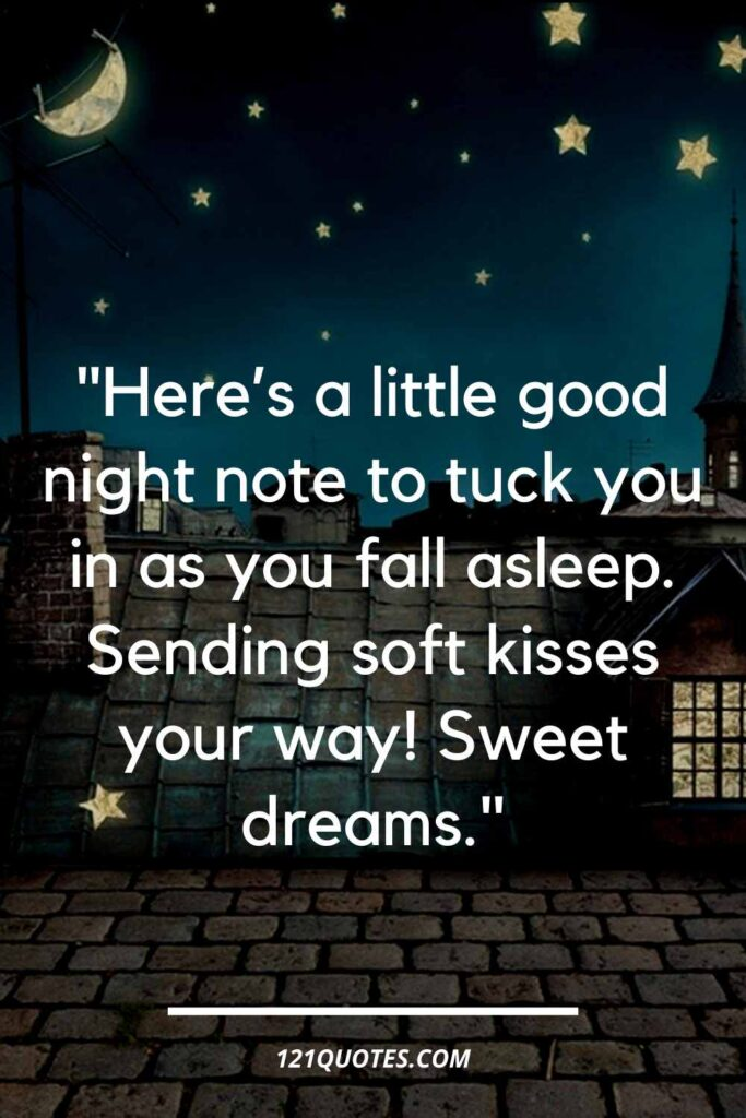 cute good night images with quotes