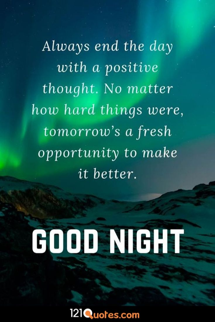 good night sms in english with wallpaper