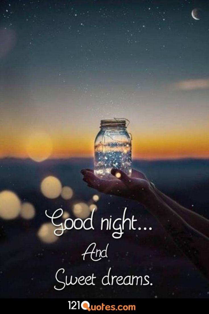 good night sweet dreams pic