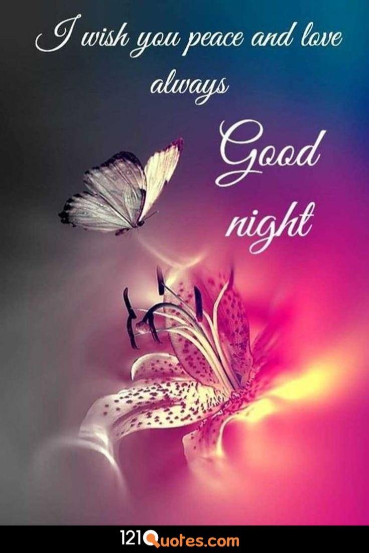 new good night image