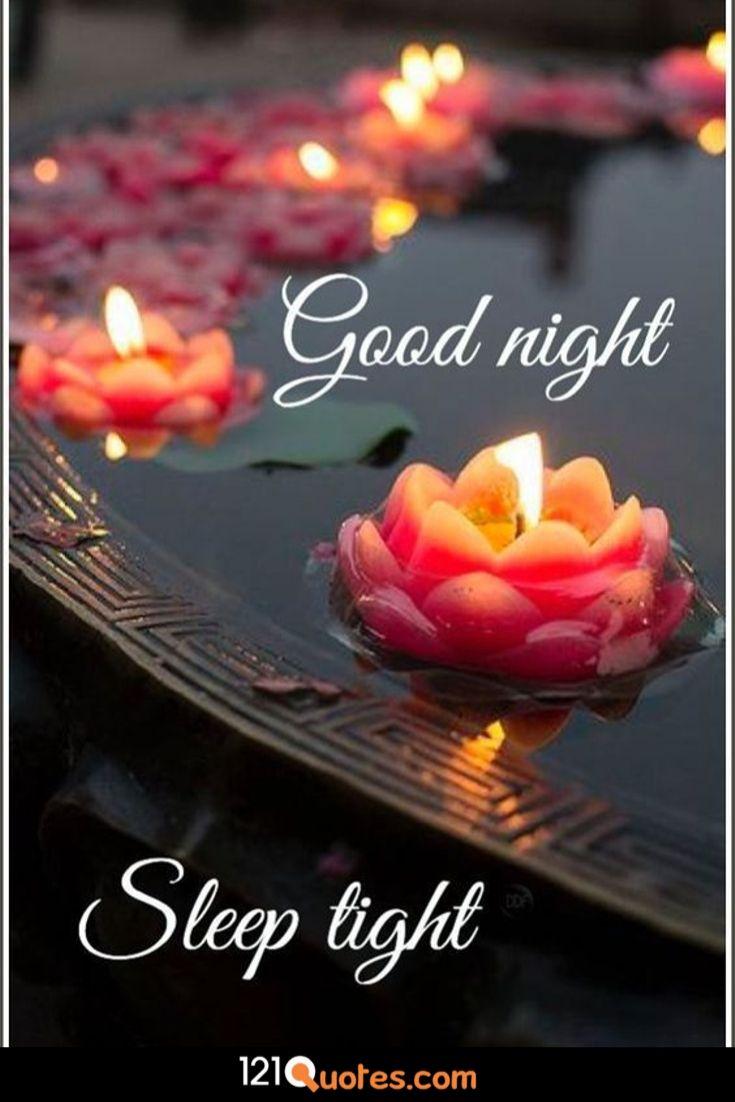 romantic good night pic