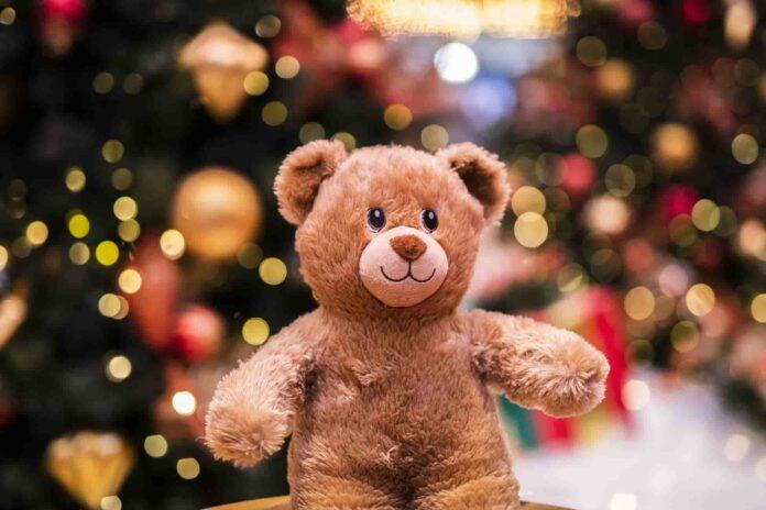 Beautiful Teddy Bear Wallpaper
