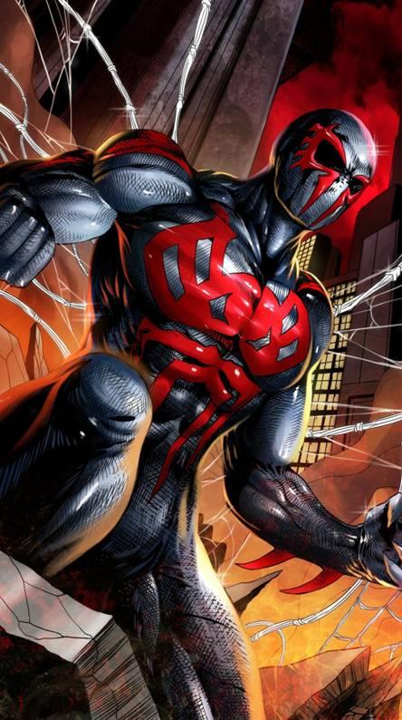 background spiderman
