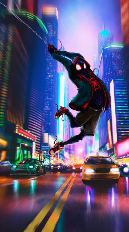 cool spiderman wallpapers