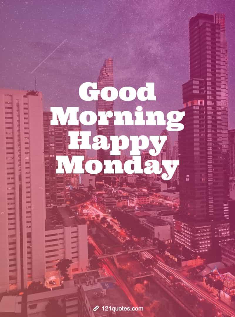 good morning monday pic