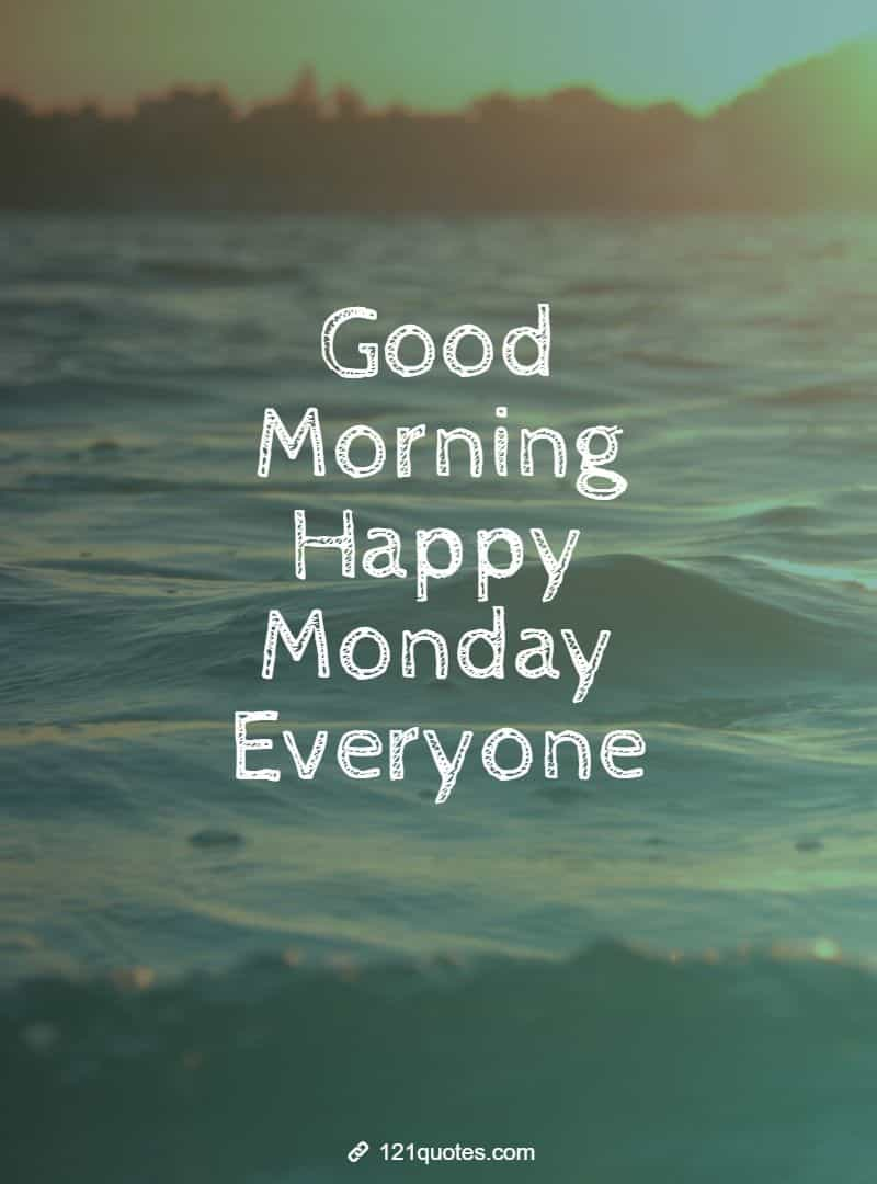 good morning monday pictures