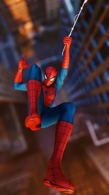 hd spiderman wallpaper
