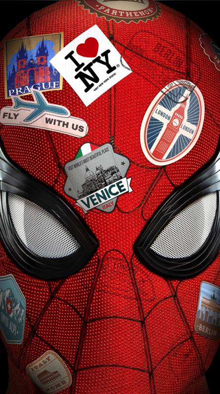 spiderman background pictures