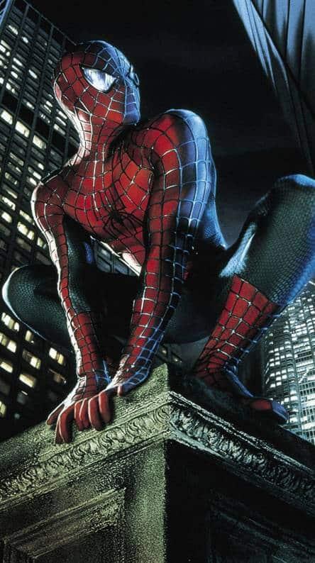 spiderman desktop background