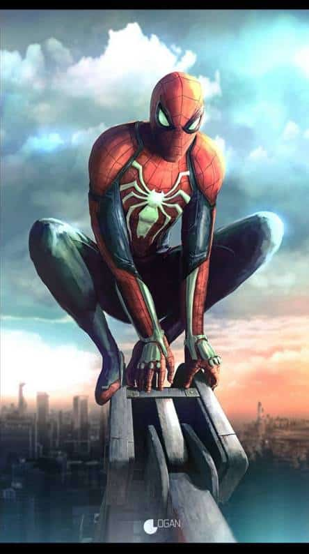 spiderman wallpaper 1080p