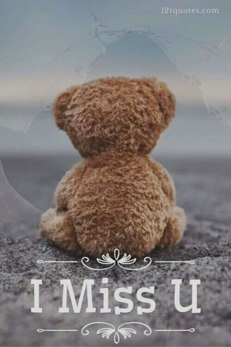 teddy bear images with love quotes