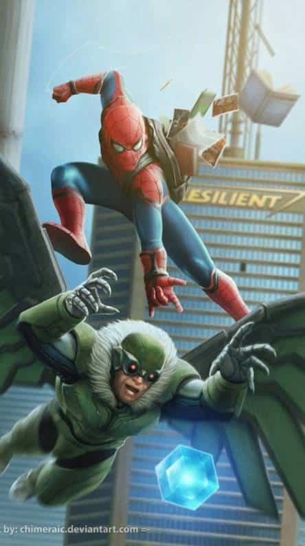 wallpapers de spiderman