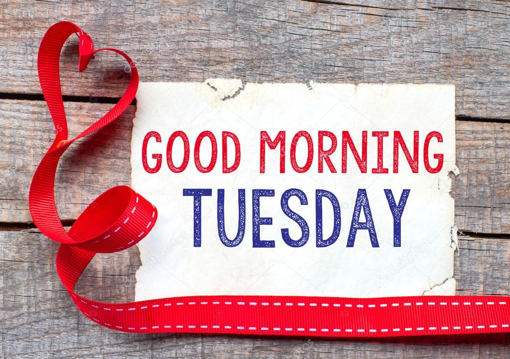 Good Morning Tuesday Images in HD