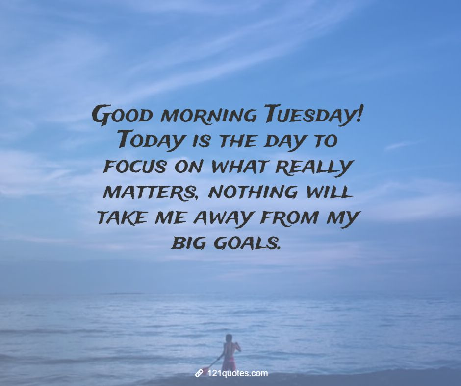 good morning Tuesday quotes with pictures in HD for free download