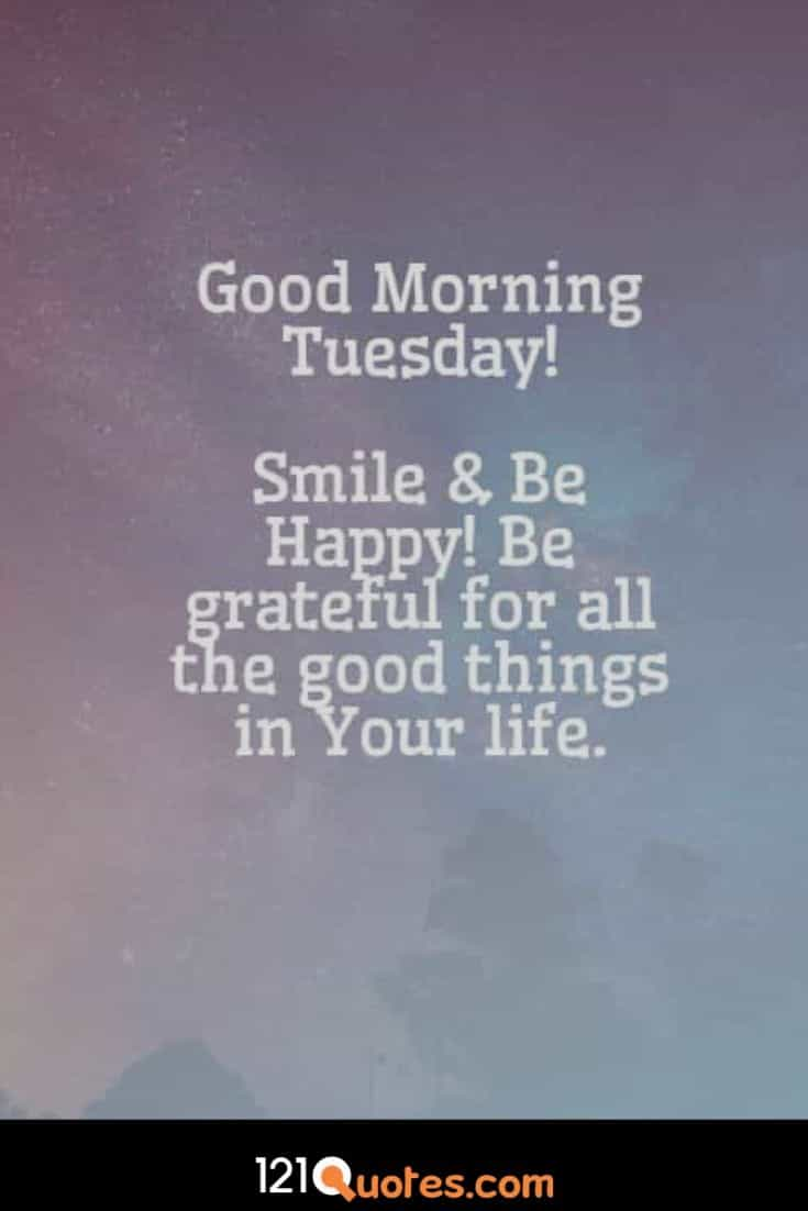 good morning happy tuesday blessings images