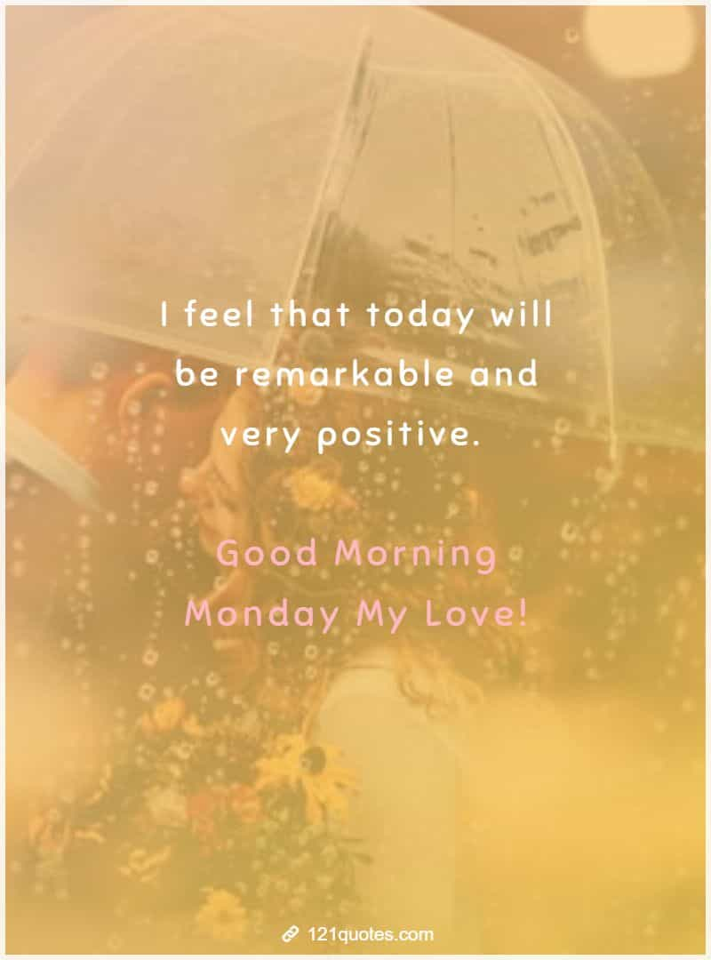 good morning monday quotes for her with beautiful images