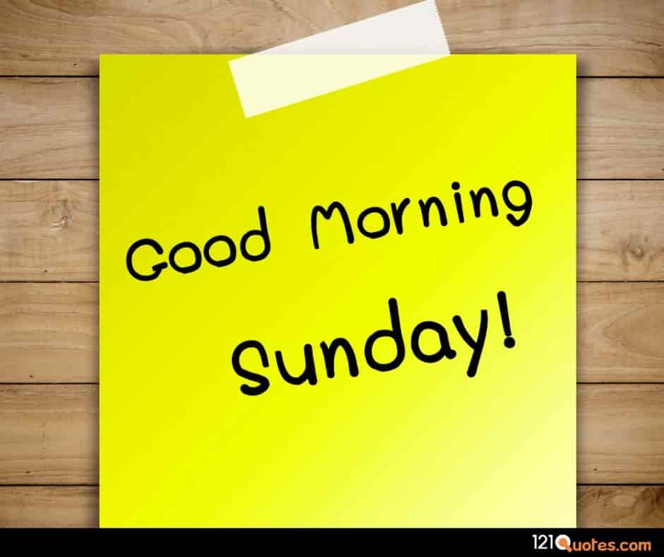 good morning sunday images free download