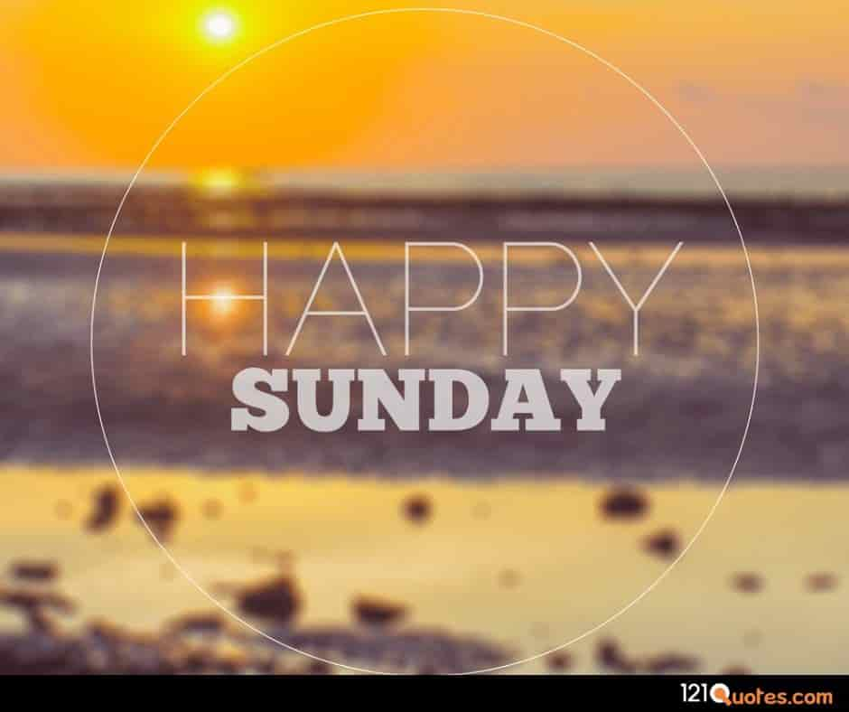 happy sunday wallpaepr for whatsapp profile picture