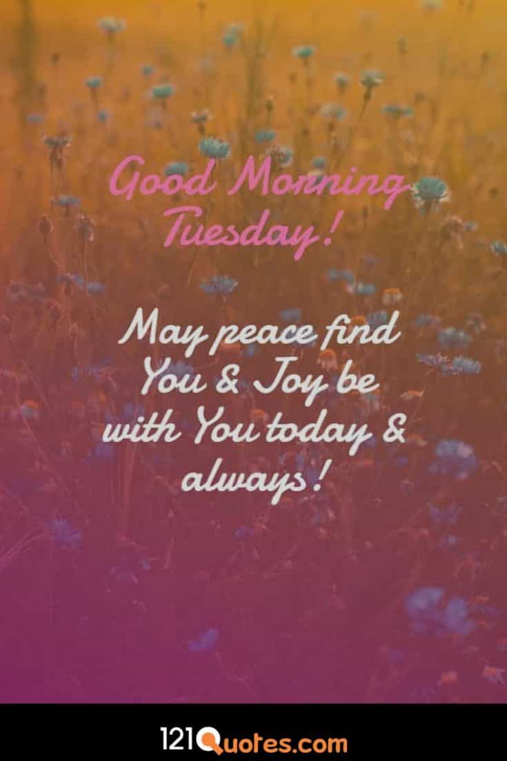 have a blessed tuesday quotes images