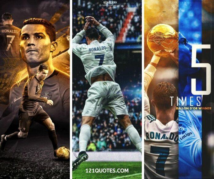 Cristiano Ronaldo Wallpaper HD For Free Download