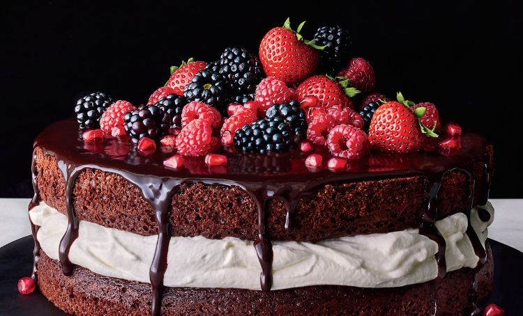For the lady who loves Cakes