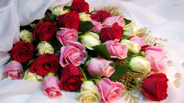 For the lady who loves Flower Bouquets
