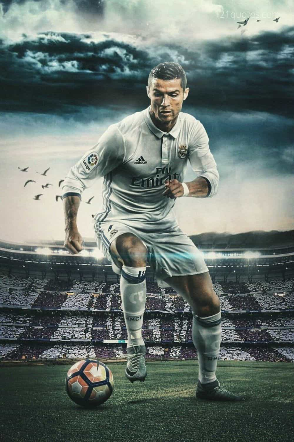linkedin_500+ Cristiano Ronaldo Wallpaper HD For Free Download