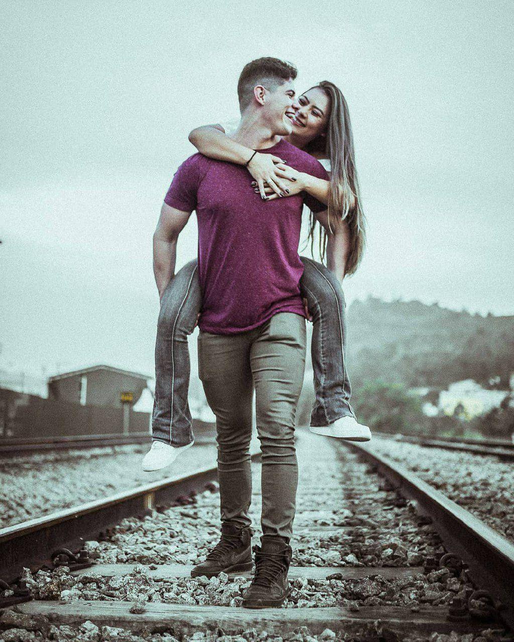 couple hd wallpaper