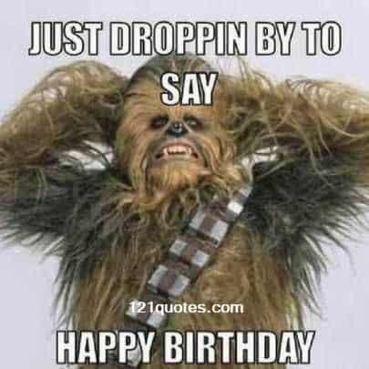 Funny Happy Birthday Memes for him