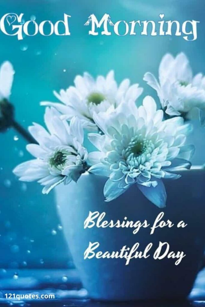 Good Morning Blessing for a Beautiful Day