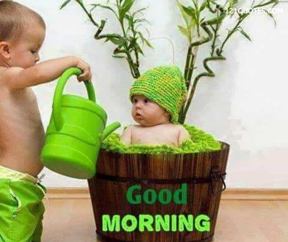 good morning baby images download