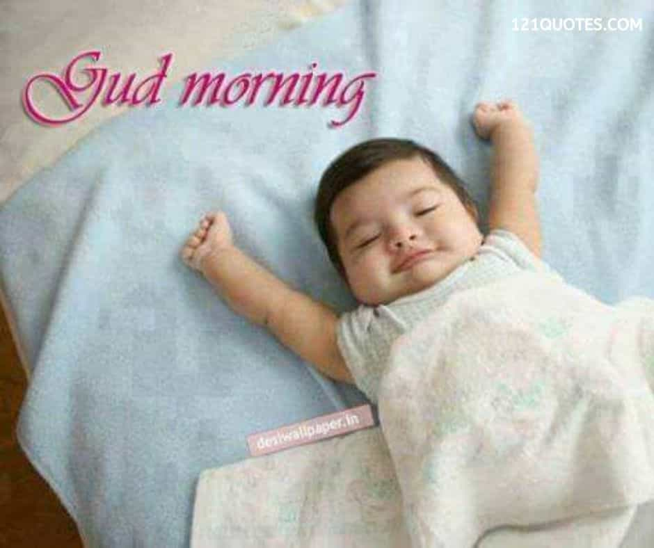 good morning baby images free download