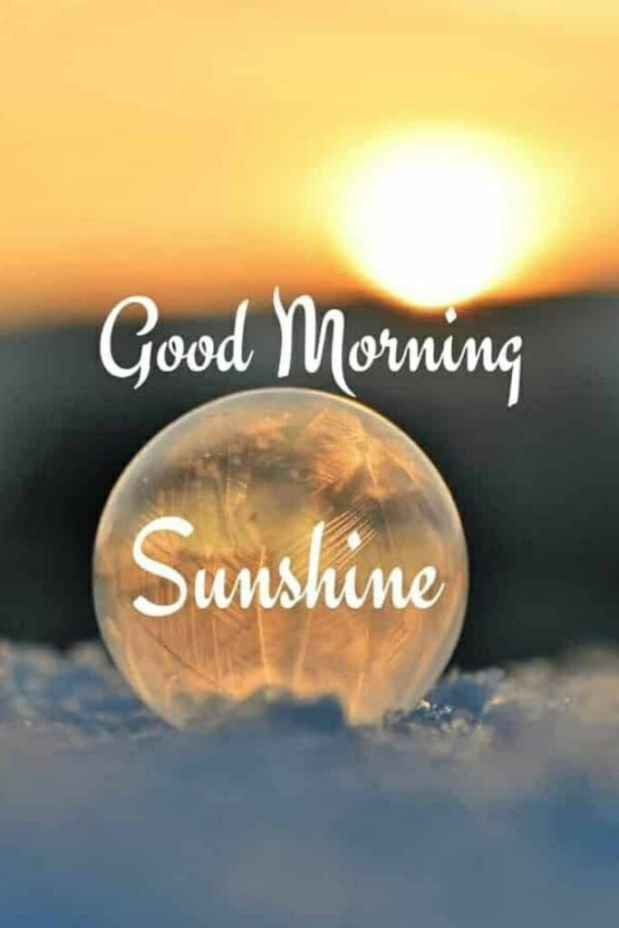 good morning sunrise images hd