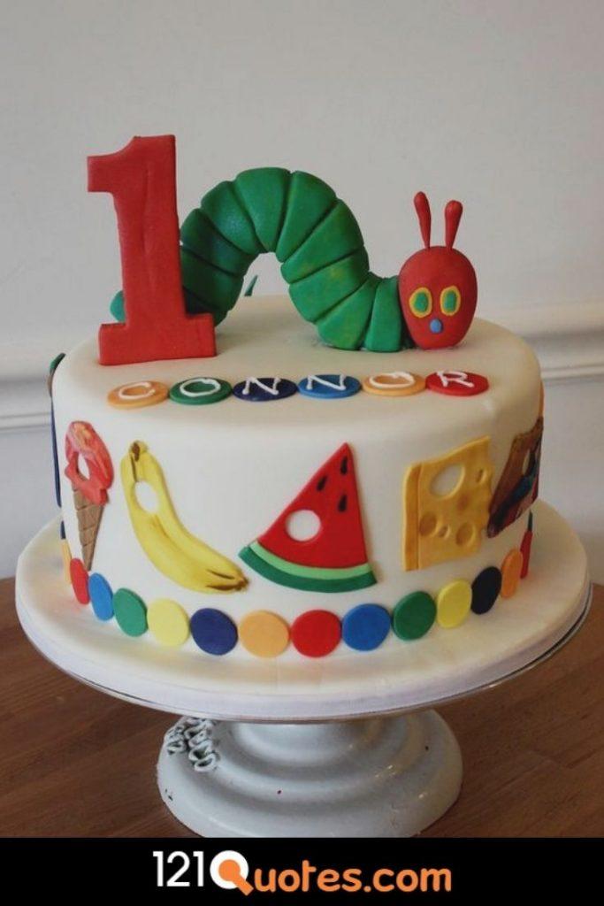 1st birthday cake designs boy