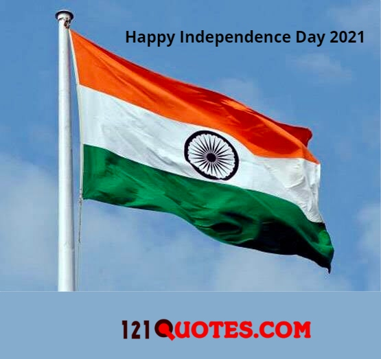 Happy Independence Day 2021