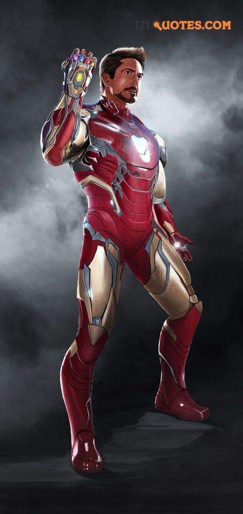 avengers wallpaper iron man
