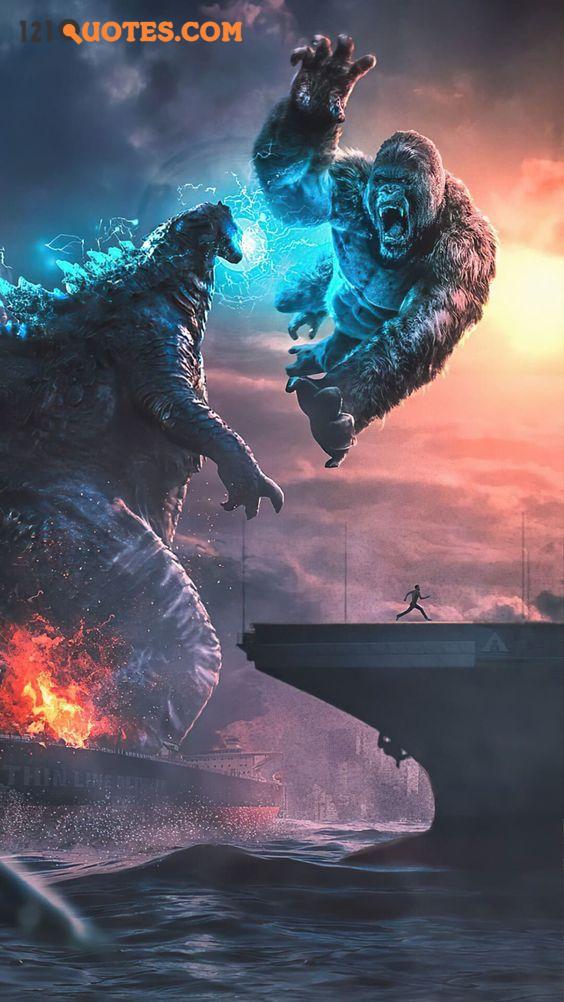 godzilla king of monsters wallpaper