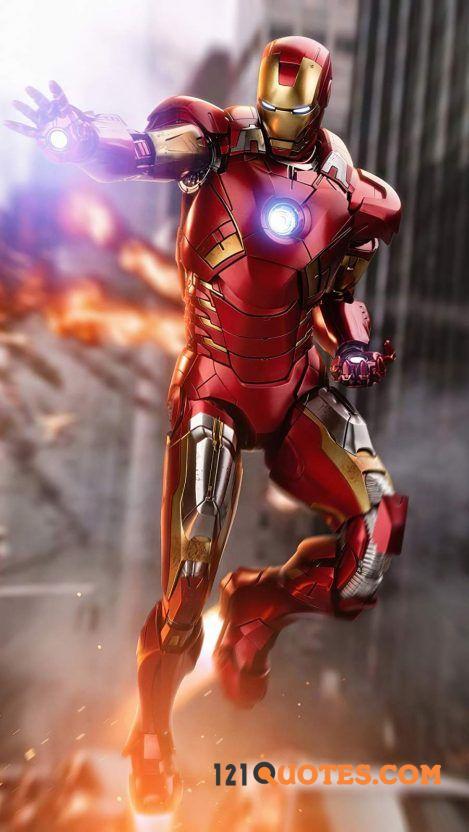 Check iron man wallpaper 4k